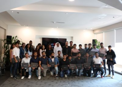NAME Dubai - Expo Event Training