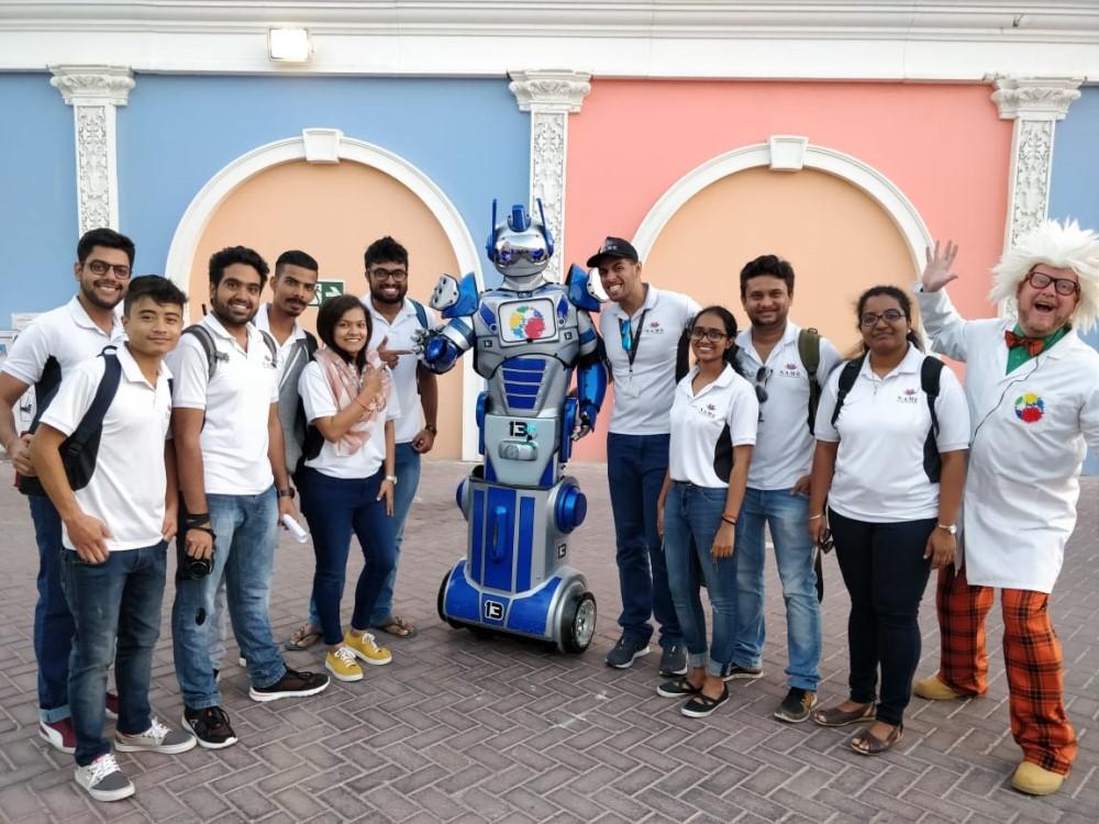 NAME Dubai - Global Village Event