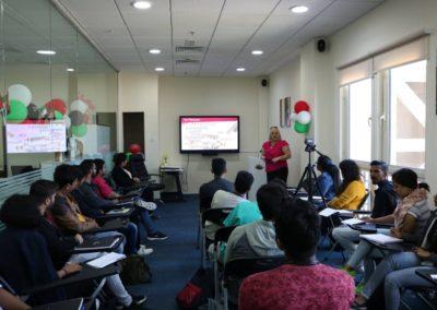NAME Dubai Classroom Training